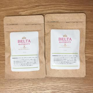 BELTA ベルタ葉酸サプリ 120粒×2袋