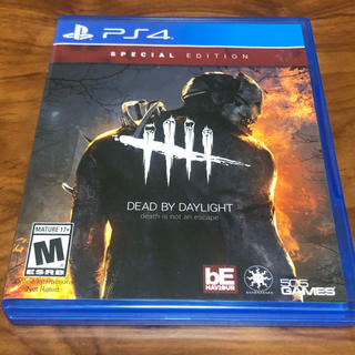 PlayStation4 - Dead by daylight