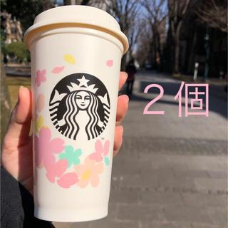 Starbucks Coffee - スターバックス  リユーザブルカップ さくら
