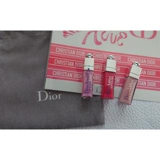Dior - ディオール マキシマイザー セット