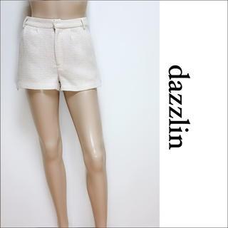 dazzlin - dazzlin ツイード ショートパンツ♡snidel セシルマクビー イング
