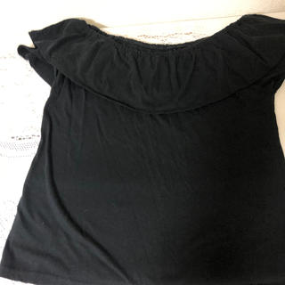オリーブデオリーブ(OLIVEdesOLIVE)のオリーブデオリーブ オフショルダー(カットソー(半袖/袖なし))