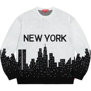 Supreme - Supreme シュプリーム New York セーター 20SS
