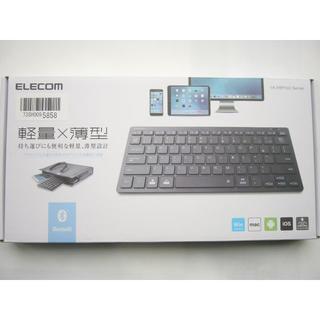 エレコム(ELECOM)のELECOM/「Bluetooth ミニキーボード/TK-FBP 102 (PC周辺機器)