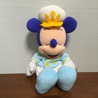 ミッキーマウス(ミッキーマウス)のディズニーシー ミッキー ぬいぐるみ(キャラクターグッズ)