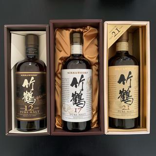 ニッカウヰスキー - 竹鶴、ウイスキー