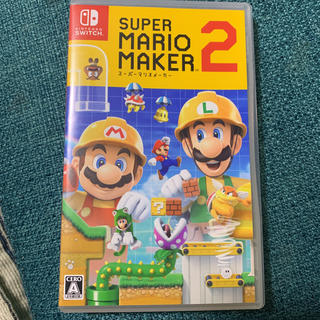 Nintendo Switch - スーパーマリオメーカー2