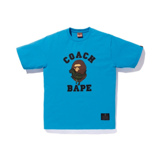 A BATHING APE - coach×bape Tシャツ