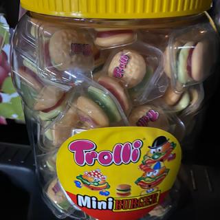 トローリ trolli ミニバーガーグミ(菓子/デザート)