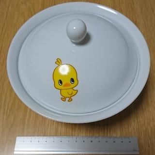 ニッシンショクヒン(日清食品)のチキンラーメン☆フタ付きどんぶり(食器)