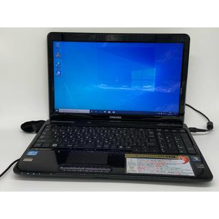 東芝 - ブルーレイ 第2世代 Core i5 Windows10 東芝 ノートパソコン