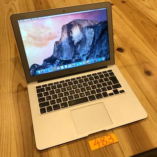 Mac (Apple) - MacBook air 13インチ late2010