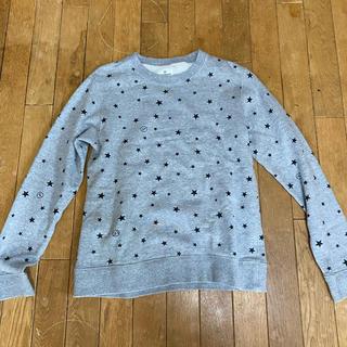 ユニフォームエクスペリメント(uniform experiment)のuniform experiment STAR PRINT PULL OVER(ニット/セーター)