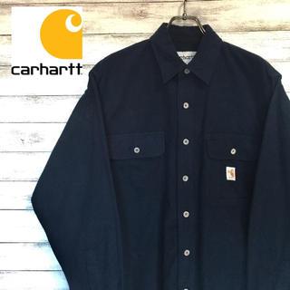 carhartt - carhartt カーハート ワンポイント シャツ FRシリーズ XL 送料無料