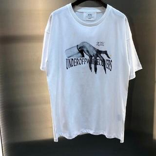 アンダーカバー(UNDERCOVER)のoff-white undercover 新品 オフホワイト アンダーカバー(Tシャツ/カットソー(半袖/袖なし))