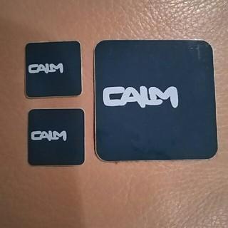 CALM  シールステッカー