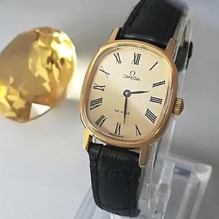 OMEGA - ⭐OH済 綺麗 オメガ 希少ローマン オーバル レディースウォッチ 時計 卒業式