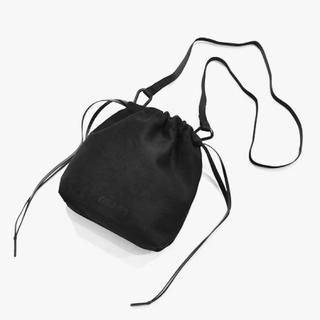 ステュディオス(STUDIOUS)の【新品未使用・タグ付き】GEAR3 ギアスリー KINCHAKU BLACK(ショルダーバッグ)
