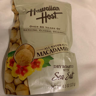 ハワイアンホースト マカダミアナッツ