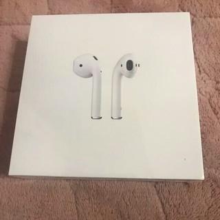 Apple - 新品未使用品 Apple AirPods