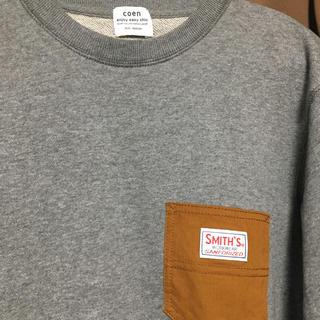 コーエン(coen)のcoenシャツ(Tシャツ/カットソー(七分/長袖))