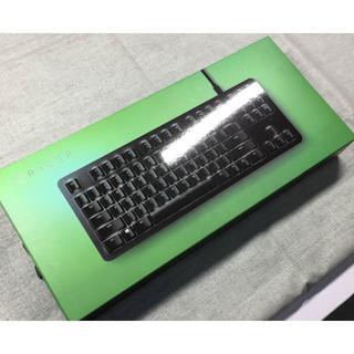 美品 Razer BlackWidow Lite ゲーミングキーボード