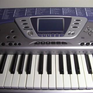 電子キーボード LK-350lt 中古