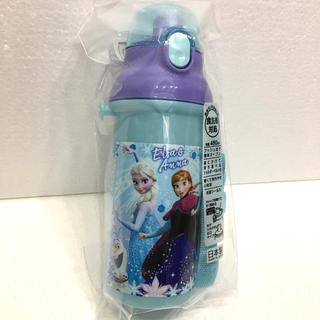 アナトユキノジョオウ(アナと雪の女王)のアナ雪⭐︎プラスチック 水筒 480ml アナと雪の女王(弁当用品)