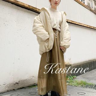 Kastane - 新作🌿新品¥8532【Kastane】BIGアウター ナイロンBIGジャケット