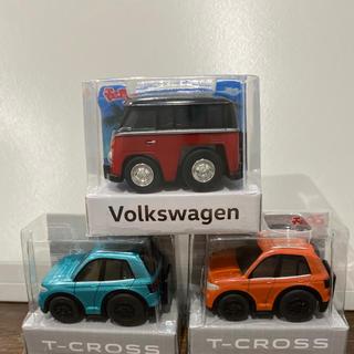Volkswagen - ワーゲン チョロQ 3台