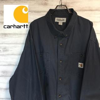 カーハート(carhartt)のcarhartt カーハート ワンポイント シャツ FRシリーズ L 送料無料(シャツ)