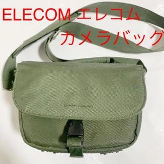 エレコム(ELECOM)の【美品】ELECOM エレコム カメラバッグ(ケース/バッグ)