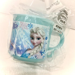 アナトユキノジョオウ(アナと雪の女王)のアナ雪⭐︎食洗機対応プラコップ(弁当用品)