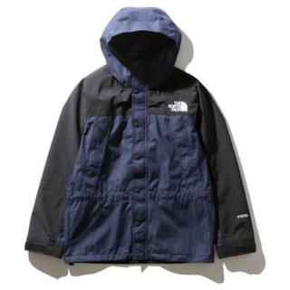 THE NORTH FACE - The North Face マウンテンライトジャケット デニム S