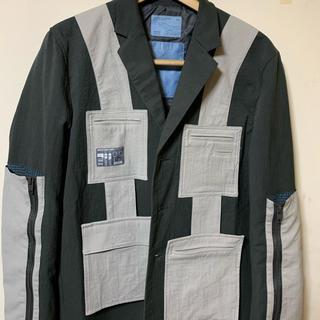 マスターマインドジャパン(mastermind JAPAN)のc2h4 テーラードジャケット(テーラードジャケット)