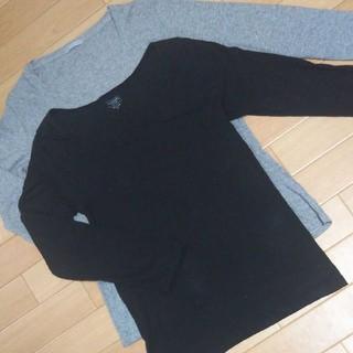 グンゼ(GUNZE)のレディース アンダーシャツ2枚組セット LL(Tシャツ(長袖/七分))