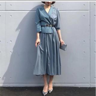 Ameri VINTAGE - AMERI アメリヴィンテージ TRINITY JKT DRESS
