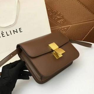 celine - CELINEクラシックボックス ミディアム 美品
