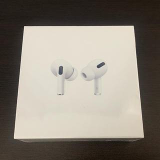 アップル(Apple)のApple AirPods Pro MWP22J/A(ヘッドフォン/イヤフォン)