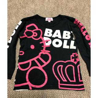 ベビードール(BABYDOLL)のBABYDOLL♡キティちゃん♡カットソー(Tシャツ/カットソー)