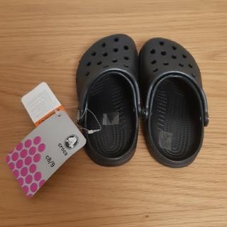 crocs - クロックスキッズサンダル 15、5cm