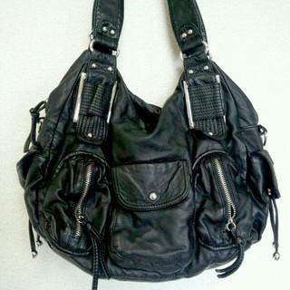 エスペランサ(ESPERANZA)の新品エスペランサ★2wayバッグ(黒)(ショルダーバッグ)