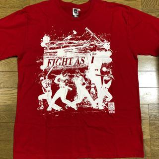 ホッカイドウニホンハムファイターズ(北海道日本ハムファイターズ)のファイターズ 半袖Tシャツ(応援グッズ)