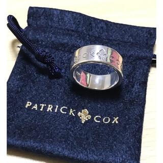 PATRICK COX - パトリックコックス  シルバーリング♡お値下げ