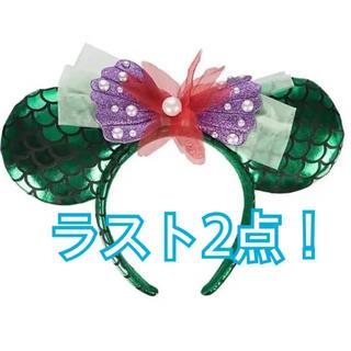 Disney - ラスト2点!リトルマーメイド  アリエルカチューシャ海外ディズニーランド限定上海