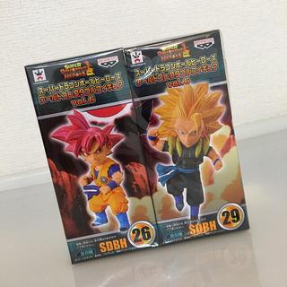 ドラゴンボール - スーパードラゴンボールヒーローズ ワールドコレクタブルフィギュアvol.6
