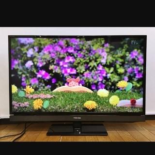 トウシバ(東芝)の東芝 REGZA 液晶テレビ 40型 2012年製 訳(テレビ)