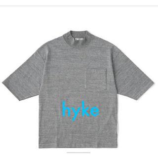 ハイク(HYKE)のHYKE ハイク モックネックT タートルネック ポケットTシャツ (Tシャツ(半袖/袖なし))