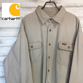 カーハート(carhartt)のcarhartt カーハート シャツ 2XL 送料無料(シャツ)