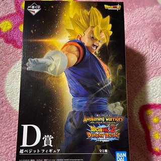 ドラゴンボール - ドラゴンボール ドッカンバトル 一番くじ D賞 スーパーベジットフィギュア